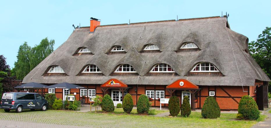 mecklenburger küche im restaurant in dümmer - speisenkarte - Mecklenburger Küche